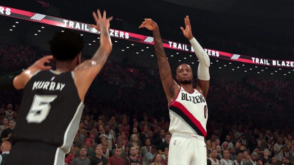 hotplay_in-game advertising_NBA 2K 2D My career