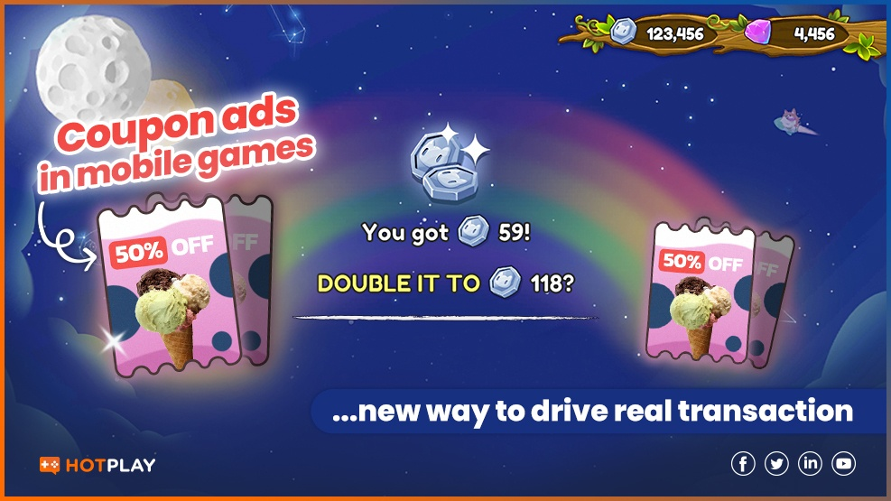 20210326_Coupon ads in mobile games - new way to drive real transaction