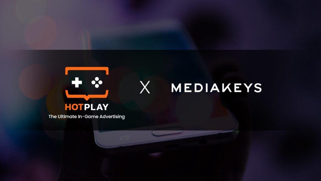 20210722_HotPlay x MediaKeys Partnership