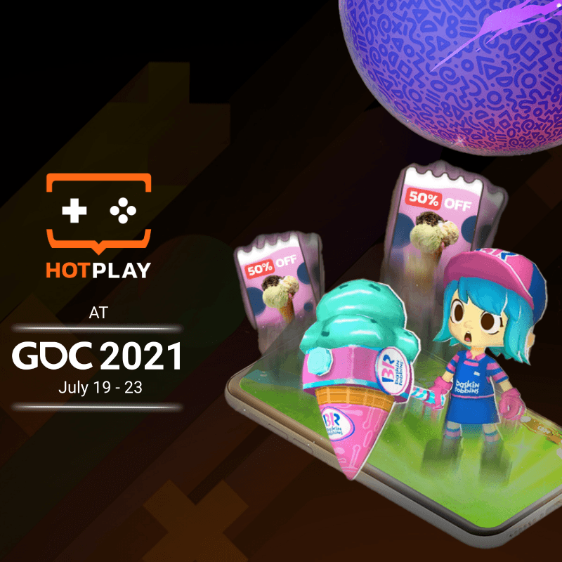 20210810_HotPlay at GDC 2021 Summary SQ