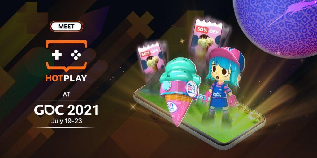 20210810_HotPlay at GDC 2021 Summary